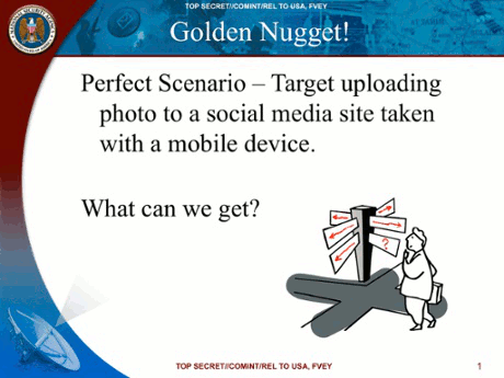 NSA Golden Nugget